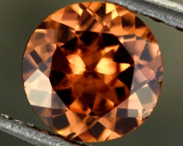 1.00 CTS CHOCOLATE ZIRCON-DIAMOND CUT [S7632]