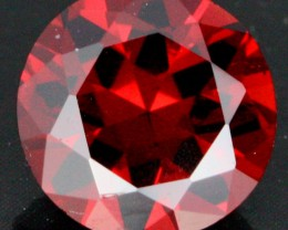 CERTIFIED FIRE RED ALMANDITE GARNET [GNR3]