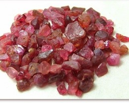 100% Untreated Natural Madagascar Red Spinel Rough R121
