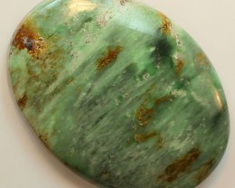 55.80 CTS VARISCITE SIZABLE CABOCHON FROM AUSTRALIA