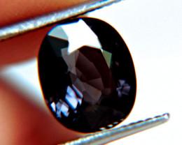 CERTIFIED - 3.88 Carat VVS1 Spinel - Violet - Gorgeous