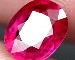 2.25 Carat Pink Ruby - Gorgeous
