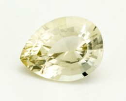 2.6ct Oregon Sunstone, Champagne Pear (S135)