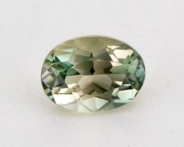 1.2ct Oregon Sunstone, Clear/Green Oval (S144)