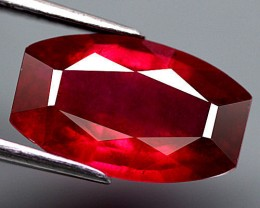 4.05 Carat Ruby - Pigeon Blood Color - Superb