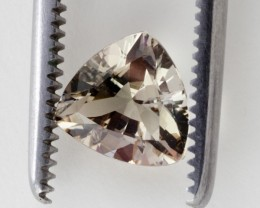 1.5ct Oregon Sunstone, Champagne Trilliant (S140)