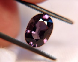 2.0 Carat VS Spinel Beauty - Violet / Grape