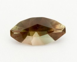2.4ct Oregon Sunstone, Pink/Green Marquis (S298)