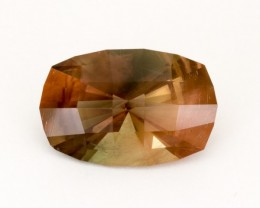 14ct Oregon Sunstone, Peach Oval with Schiller (S246)