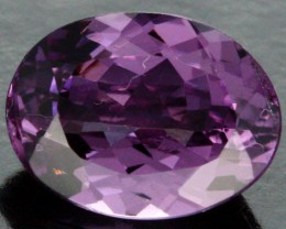 1.25 CTS CERTIFIED PASTEL PURPLE MAHENGE SPINEL [SNPu4]