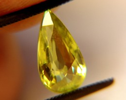 2.01 Carat VVS/VS African Sphene - Beautiful Gem