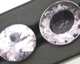 AMETHYST FACETED STONE 16.8 CTS CG-1207