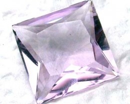 AMETHYST FACETED STONE 6 CTS CG-1420
