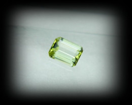 AAAA+ Afghanistan Tourmaline Faceted Stone A907