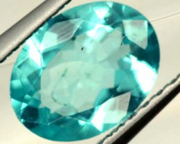 BLUE ZIRCON FACETED STONE 1 CTS  PG-1071