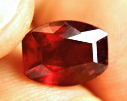 5.82 Carat Pigeon Blood Ruby - Superb