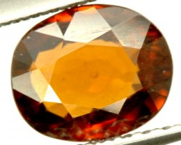 GOLDEN ZIRCON FACETED STONE 1.55 CTS PG-869