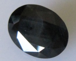 Australian Blue Oval Sapphire, 2.46cts