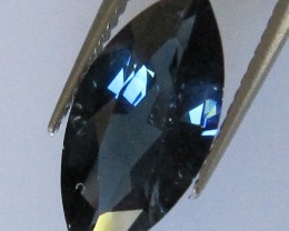 Australian Marcquise Blue Sapphire, 1.99cts