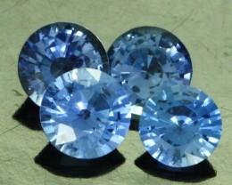 2.23 CTS PARCEL OF BLUE CEYLON SAPPHIRES [SB623]