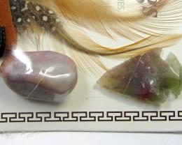 NATIVE AMERICAN INDIAN MEDICINE BAG  AGR 193
