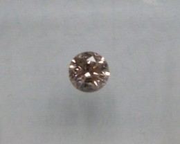 NATURAL-ARGYLE -FANCYPINK DIAMOND-- 0.30CTW SIZE-1PC