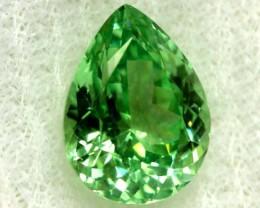 VVS MINT GREEN GARNET TANZANIA 1.87 CTS PG-152-30-MN