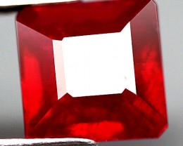 6.16 Carat Fiery Cherry Ruby - Gorgeous