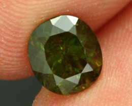 1.94 CTS VS CERTIFIED GREEN SPHENE [SPG11]