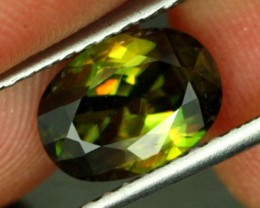 2.03 CTS VS CERTIFIED GREEN SPHENE [SPG14]