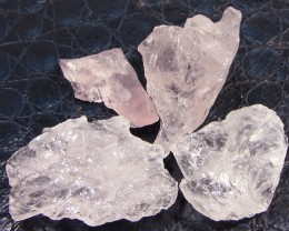 PINK QUARTZ ROUGH LOVE STONE!  TW 1203
