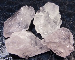 PINK QUARTZ ROUGH LOVE STONE!  TW 1219