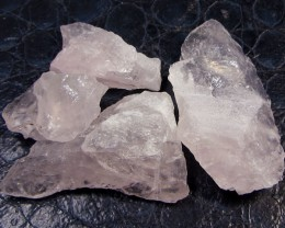 PINK QUARTZ ROUGH LOVE STONE!  TW 1224