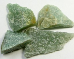 20CTS GREEN AVENTURINE ROUGH  TW 1311