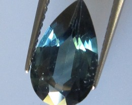 Australian Pear Shape Blue Sapphire, 1.83cts