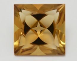 NEW  IDAR OBERSTEIN 'Bijoux cut' CHAMPAGNE QUARTZ 7.45ct