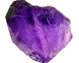 AMETHYST NATURAL ROUGH 10.65 CTS TBG-2042
