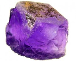 AMETHYST NATURAL ROUGH 11.90 CTS TBG-2039