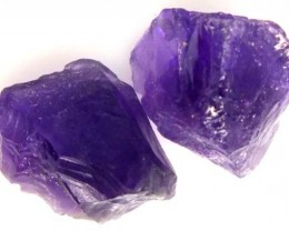 18 CTS AMETHYST NATURAL ROUGH LG-873