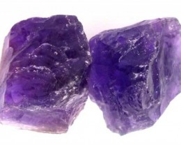 18 CTS AMETHYST NATURAL ROUGH  LG-879