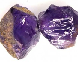 18.80 CTS AMETHYST NATURAL ROUGH  LG-874