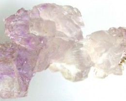 AMETHYST CLUSTER FROM INDIA 21.5 CTS   [FP772 ]
