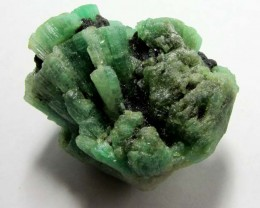 RUSSIAN EMERALD ROUGH FROM URAL MOUNTAINS MS1210
