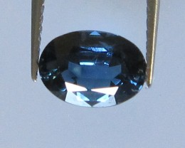 Australian Blue Oval Shape Sapphire, 0.97cts