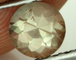0.45 CTS CERTIFIED OREGON SUNSTONE WITH COPPER [LBO19]
