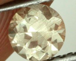 0.39 CTS CERTIFIED OREGON SUNSTONE WITH COPPER [LBO23]