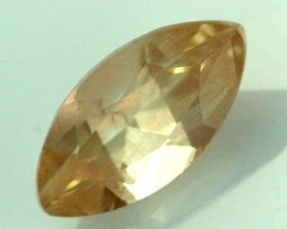 0.61 CTS CERTIFIED OREGON SUNSTONE WITH COPPER [LBO47]