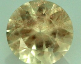 0.41 CTS CERTIFIED OREGON SUNSTONE WITH COPPER [LBO52]