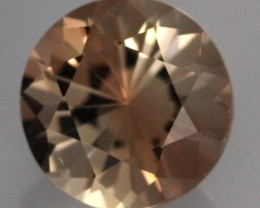 0.83 CTS CERTIFIED OREGON SUNSTONE WITH COPPER [LBO65]5