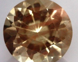 1.61 CTS CERTIFIED OREGON SUNSTONE WITH COPPER [LBO68]